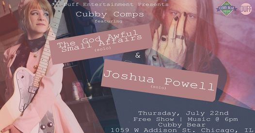 Cubby Comps: Joshua Powell & The God Awful Small Affairs