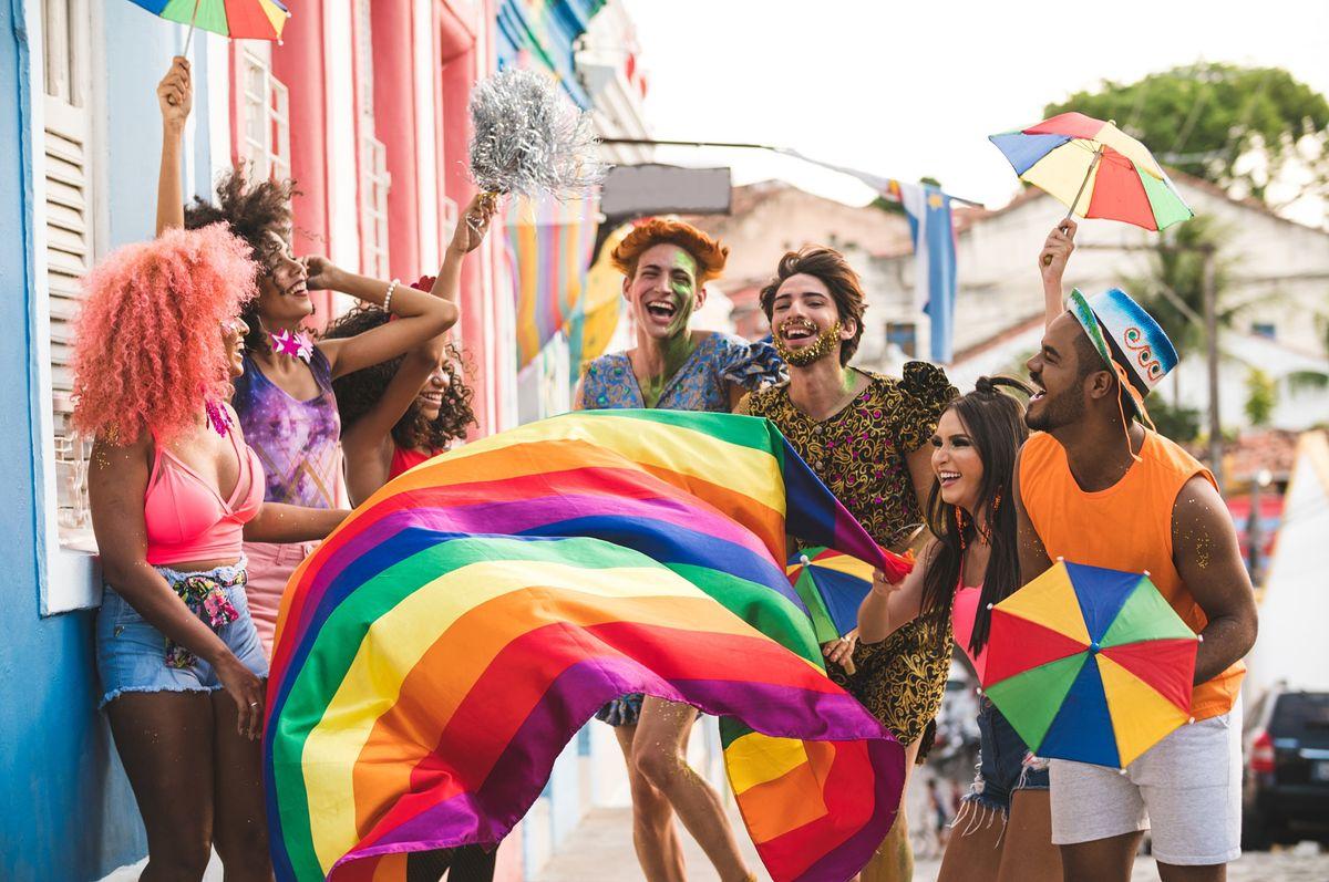 Miami Beach Pride Festival VIP Tent - Saturday