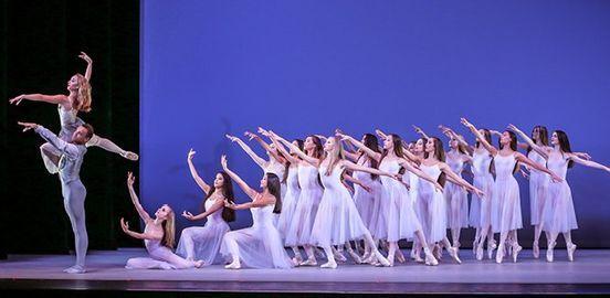 Next Generation Ballet's Summer Intensive Showcase