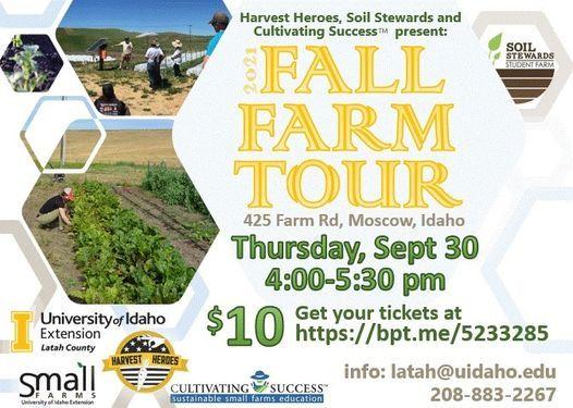 Fall Farm Tour