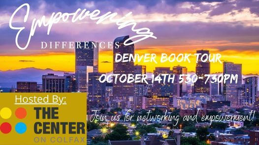 Empowering Differences Denver Book Tour