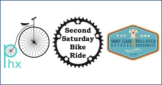 PSP Second Saturday Ride