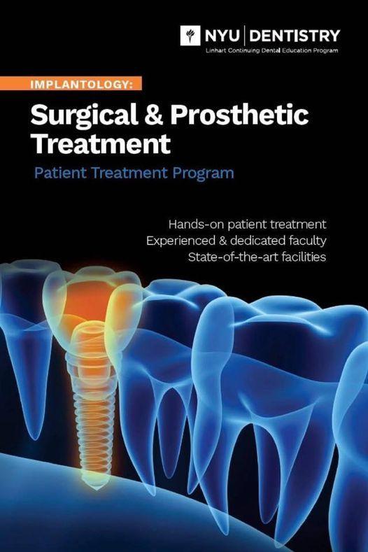 Implantology: Surgical & Prosthetic Treatment