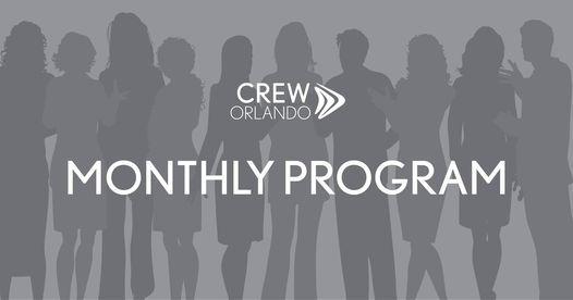 Monthly Program: US Representative Val Demings