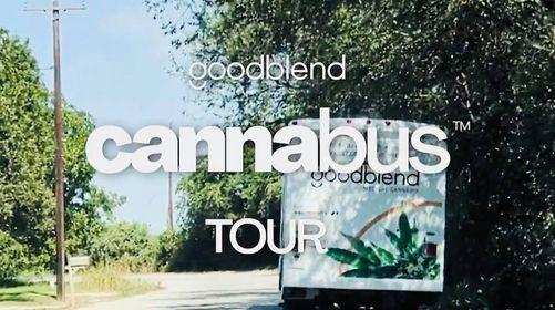Texas Goodblend CannaBus Event