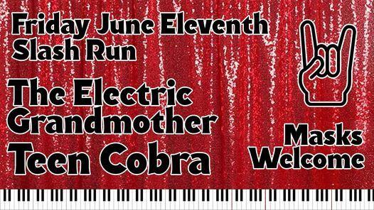 Electric Grandmother \/ Teen Cobra