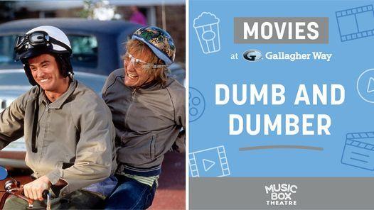 Music Box Theatre Presents Dumb & Dumber