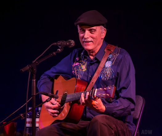Jim Kweskin in concert at The Yard Theater