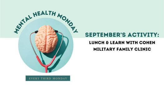 Mental Health Monday: Cohen Military Family Clinic