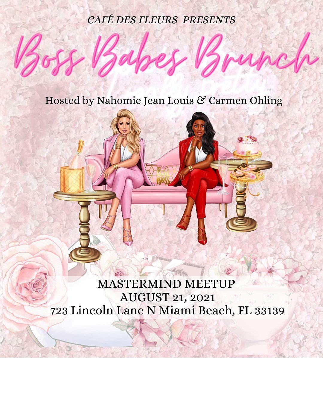 Let's Brunch: Miami Beach Boss Babes Social Club
