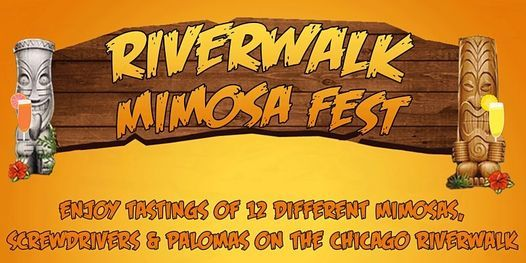 Riverwalk Mimosa Fest - A Socially Distanced Outdoor Tasting Experience