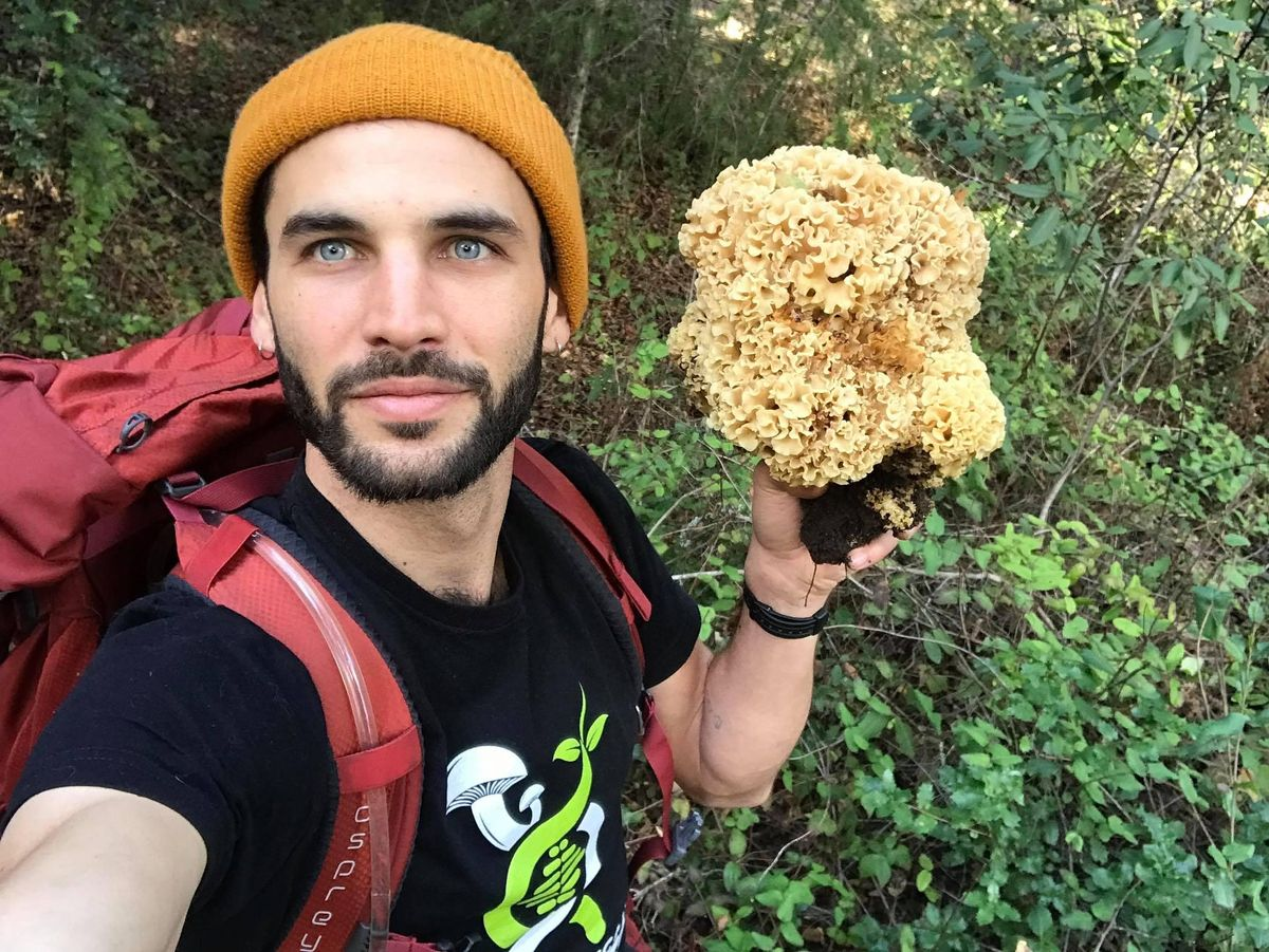 Identification Workshop for Beginners with Mycologist Christian Schwarz