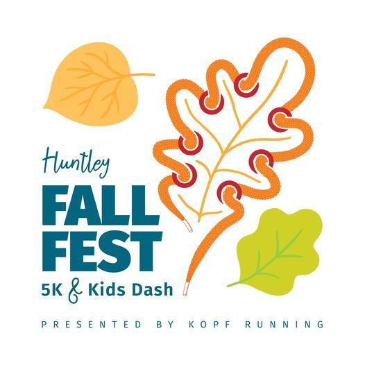 Huntley Fall Fest 5K & Kids Dash