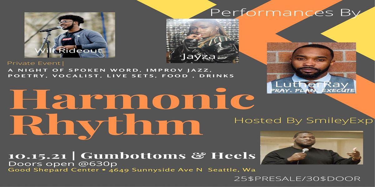 HARMONIC RHYTHMS