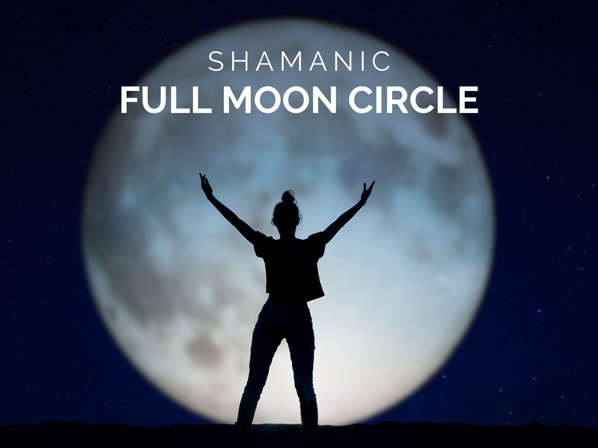 Shamanic Moon Circle