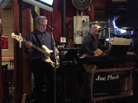 Plush duo at Nick's Cottman!