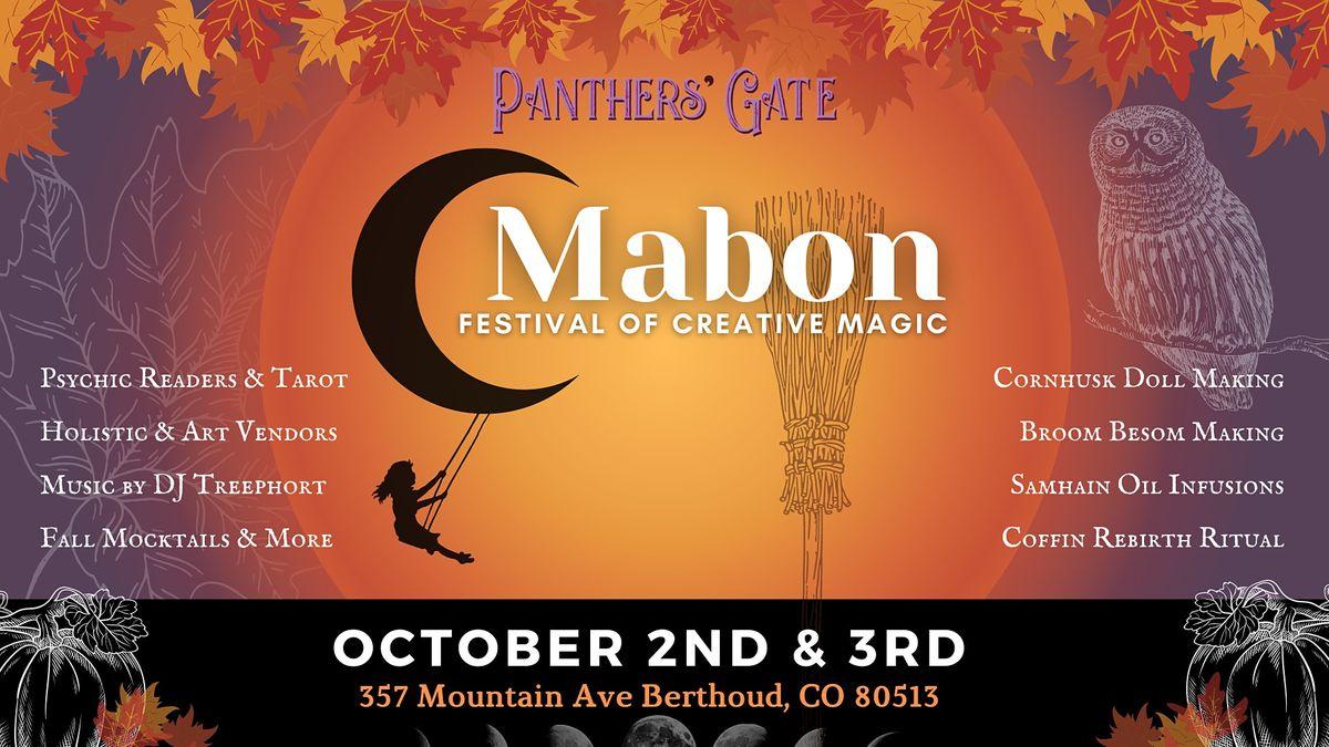Mabon Fair: Metaphysics, Crafts & Magic