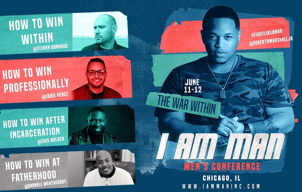 I Am Man Men's Conference
