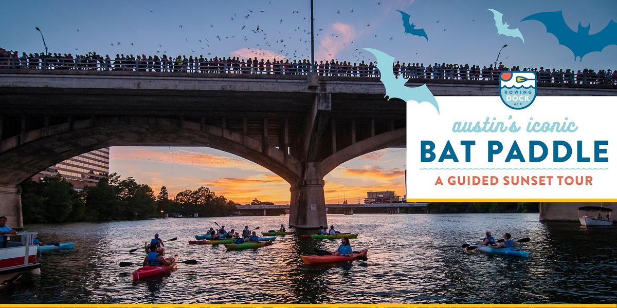 Bat Paddle - A Guided Sunset Tour