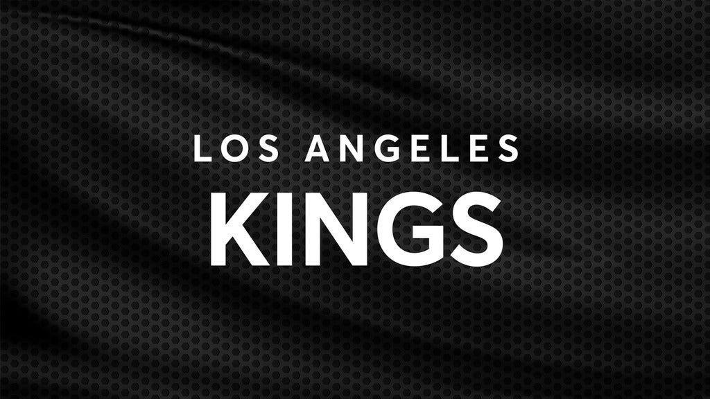 Los Angeles Kings vs. Vegas Golden Knights