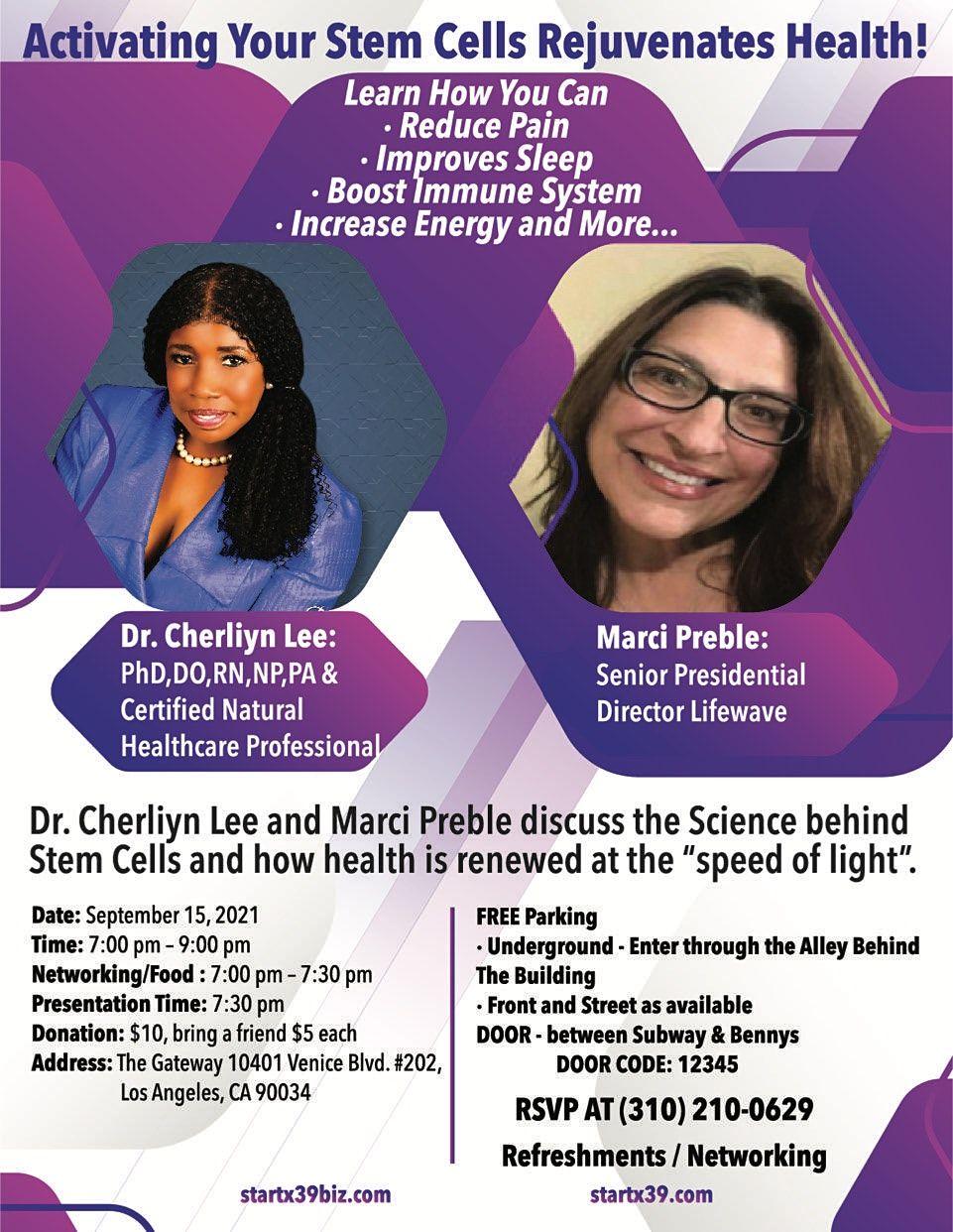 Stem Cell Activation Awaits You! Can Stem Cells Rejuvenate Health?