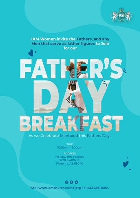 Fathers Day Breakfast