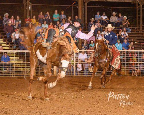 Harrison Roundup Club 2021 IPRA Rodeo