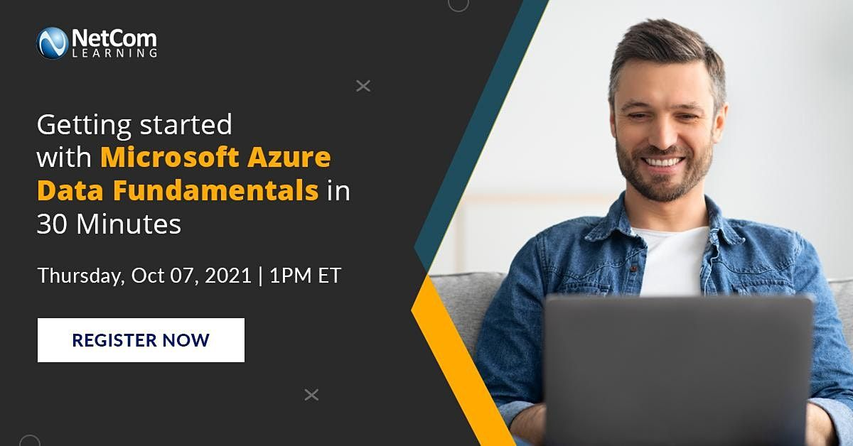 Workshop : Getting started with Microsoft Azure Data Fundamentals in 30 Min