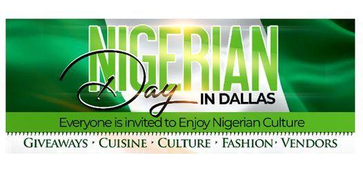 Nigerian Day Festival in Dallas