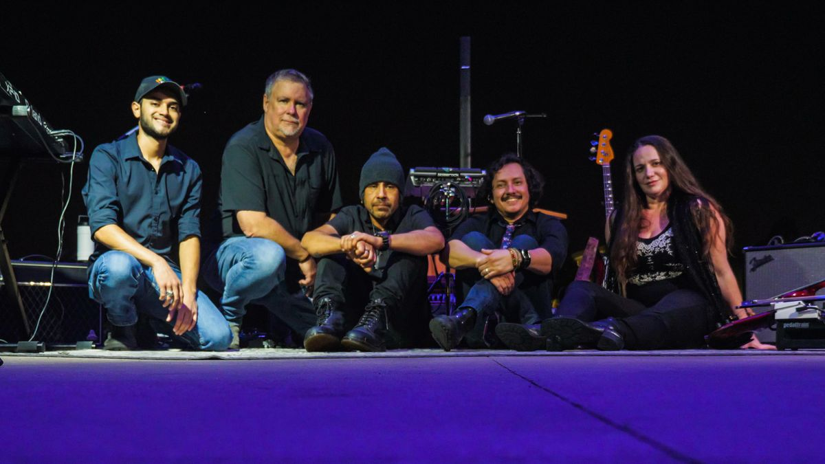 Icons of Industry Live at Mueller Lake Park Amphitheater