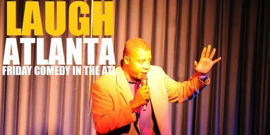 Laugh ATL presents Funny Friday @ Oak Atlanta