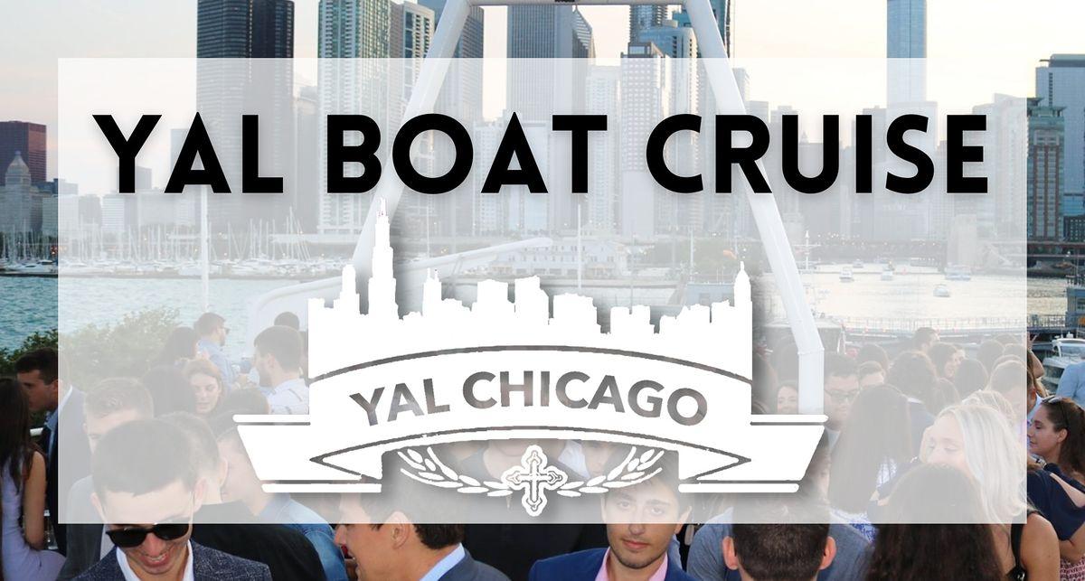 YAL 2021 Boat Cruise