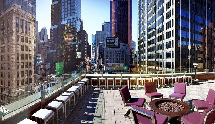 VIP Rooftop Happy Hour