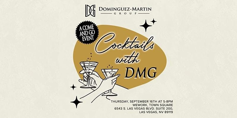 Cocktails with the Dominguez-Martin Group