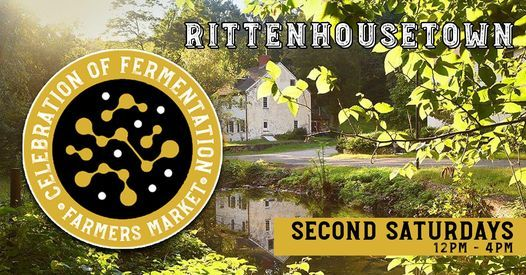 Celebration of Fermentation Farmers Market: Historic RittenhouseTown