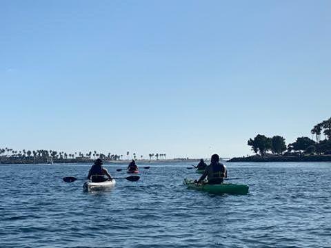 QTP Kayak Meet UP