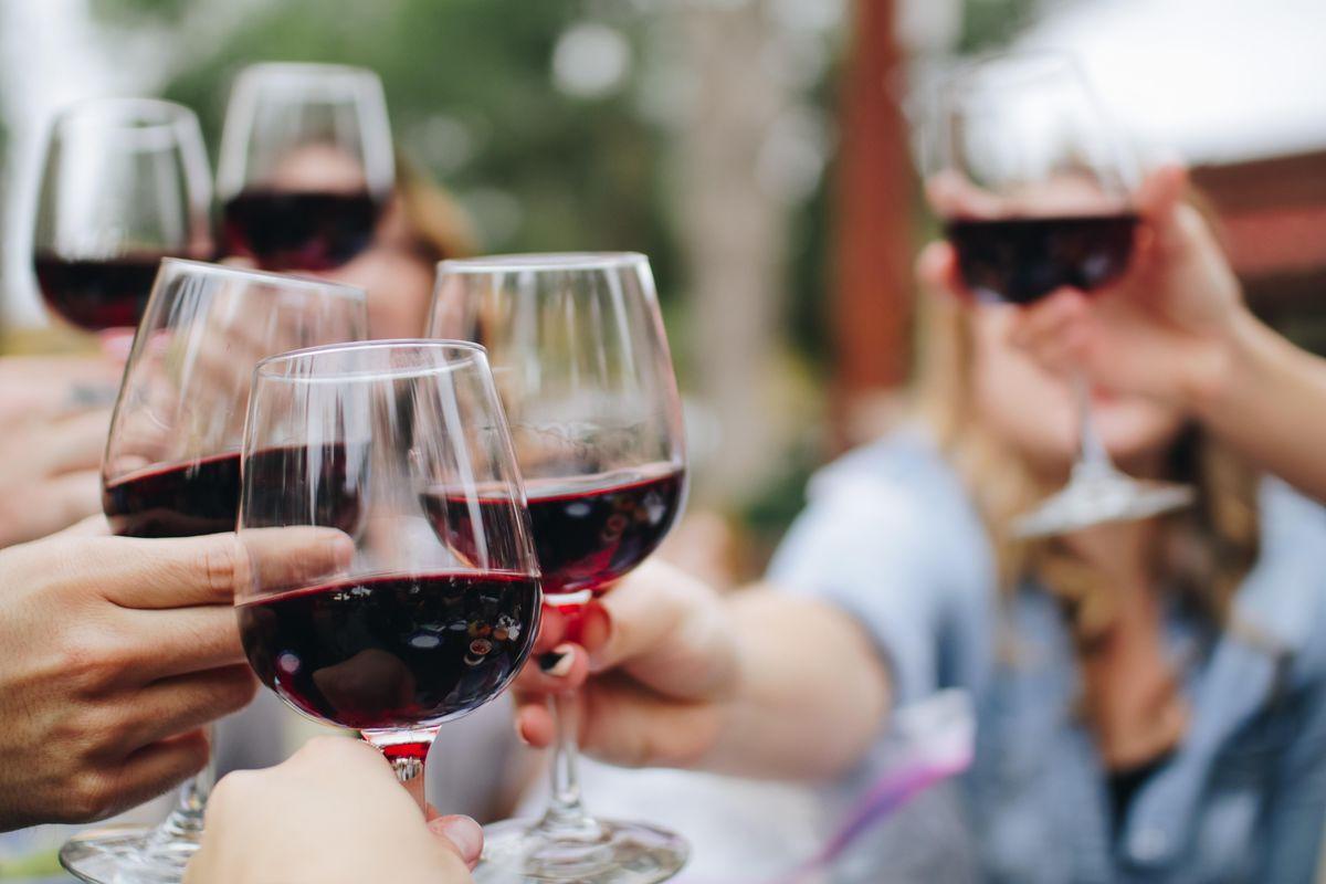 Houston Pop-Up Wine Tasting