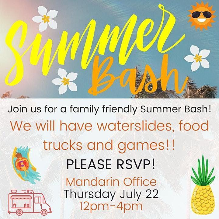 Summer Bash