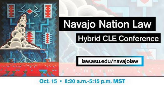 Navajo Nation Law Hybrid CLE