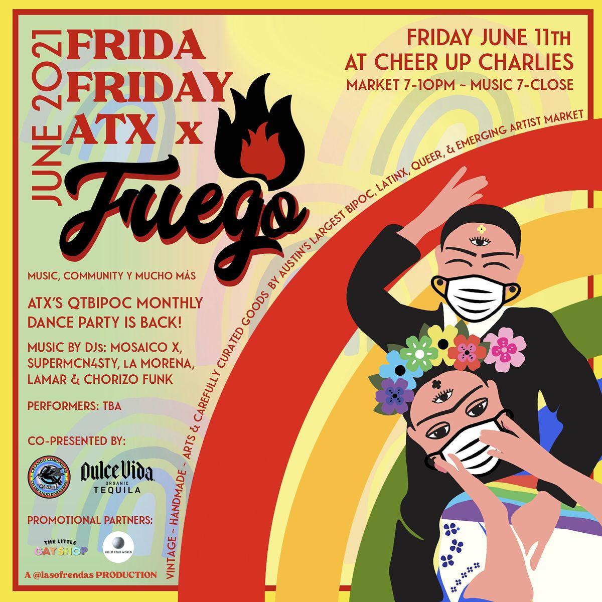 Frida Friday ATX @ Cheer Up Charlies
