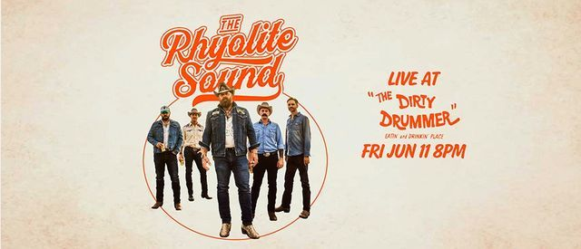 The Rhyolite Sound at The Dirty Drummer