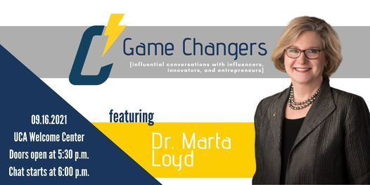 Game Changers with Dr. Marta Loyd