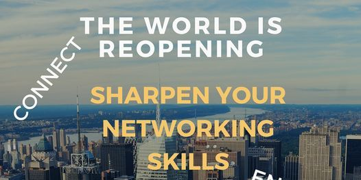 Sharpen Your Networking Skills