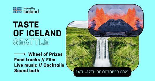 Taste of Iceland in Seattle 2021