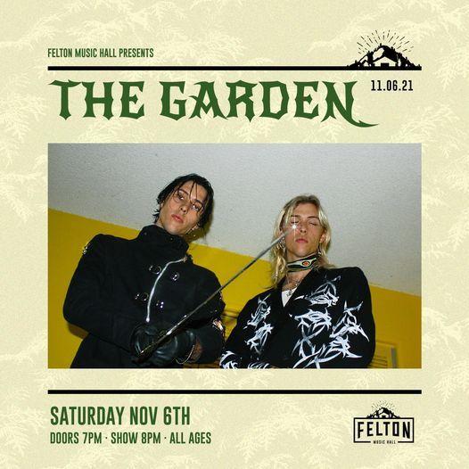 The Garden at Felton Music Hall