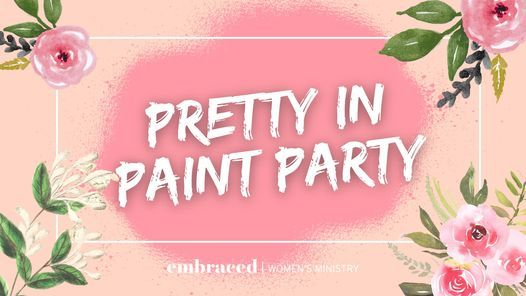 Embraced Fellowship - Pretty in Paint