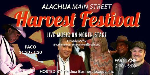 Alachua Main Street Harvest Festival