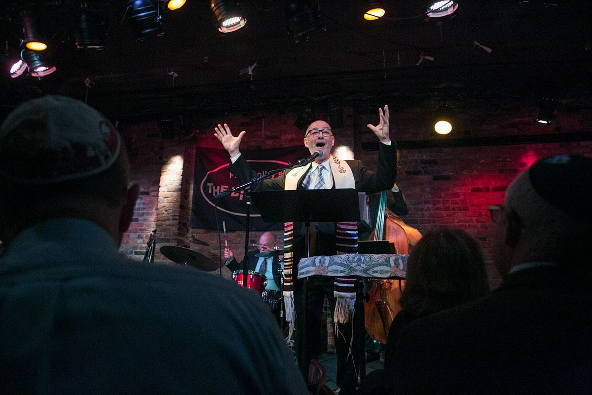 Yom Kippur 2021  at The Bitter End in NYC