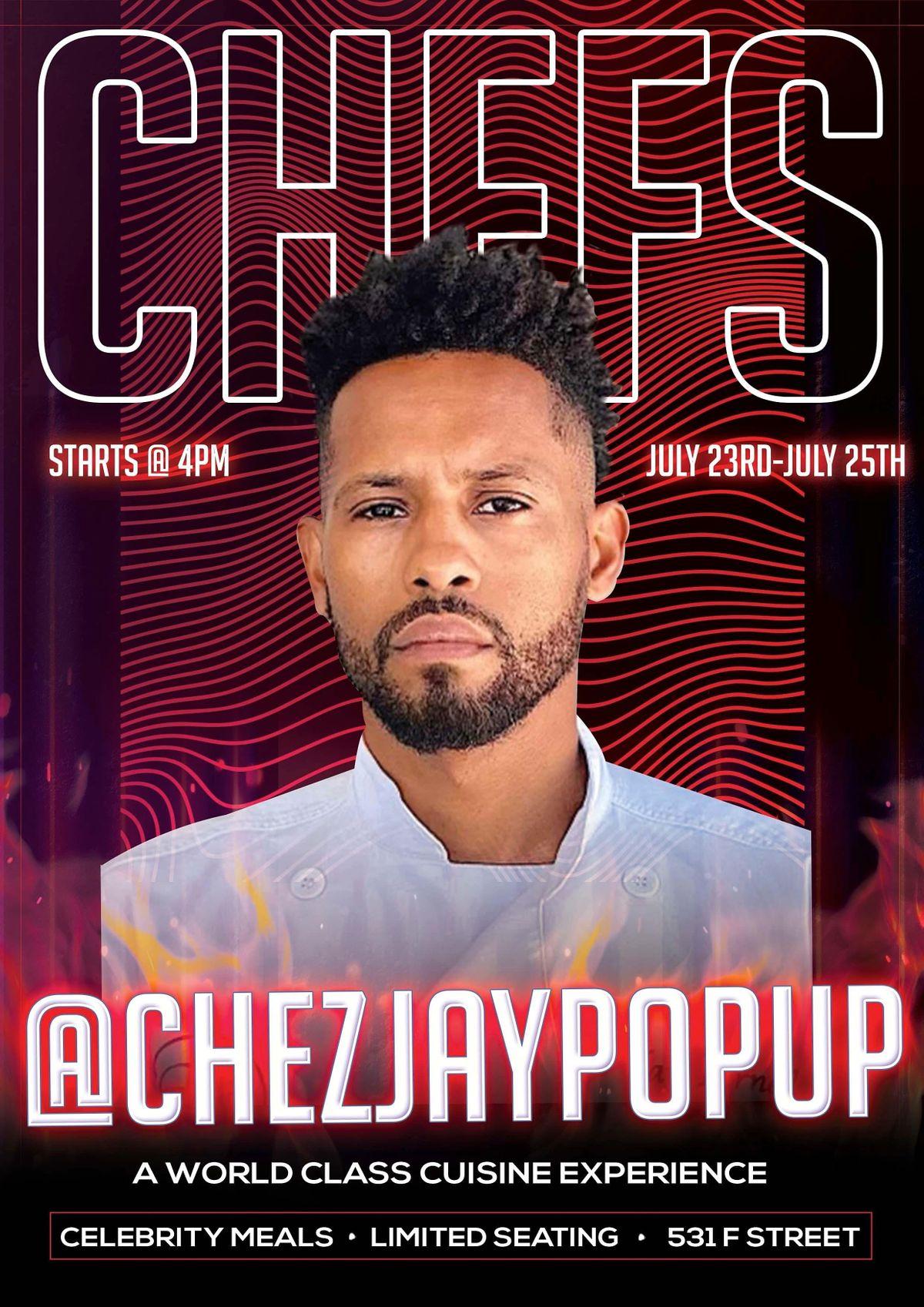 Fridays @ Chefs San Diego with Chef Jay