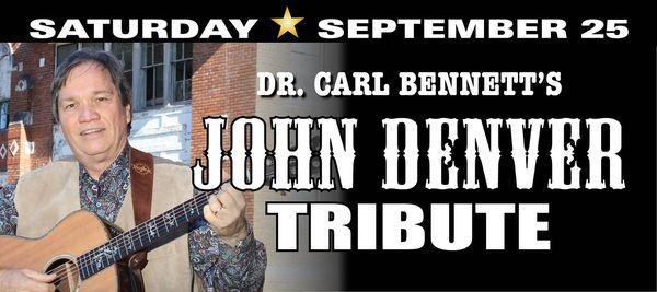 The Music of John Denver with Carl Bennett